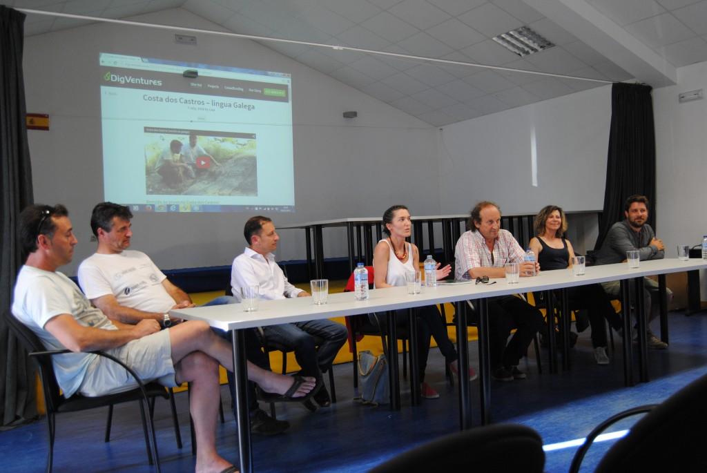 Presentación 'Costa dos Castros'