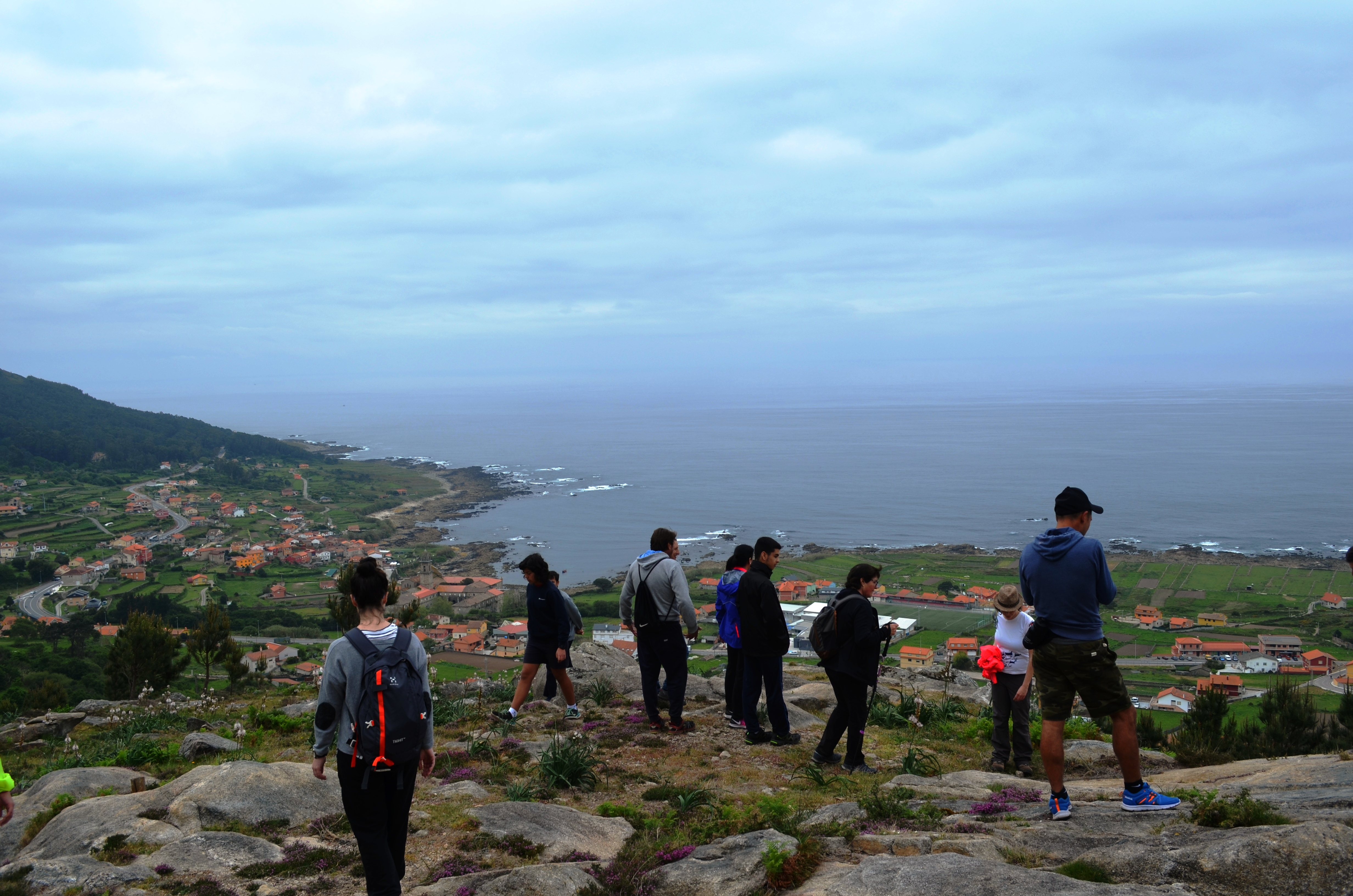 Prepara a túa visita á Costa dos Castros (Oia. Rías Baixas. Galicia)