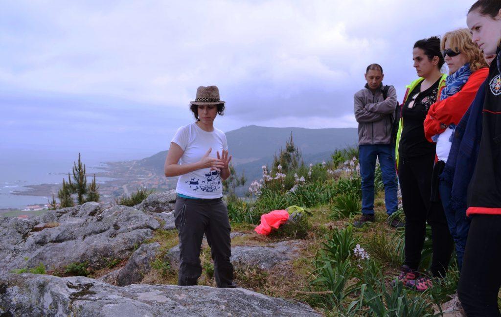 Visitas Guiadas Costa dos Castros Oia Galicia Rías Baixas