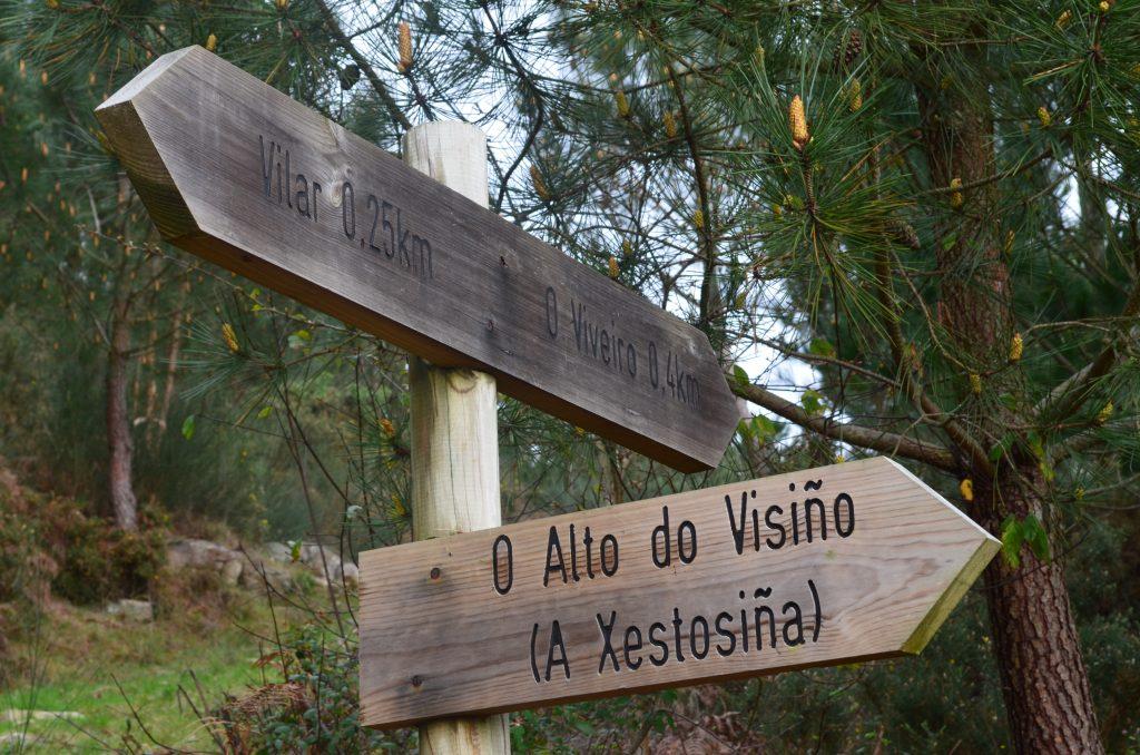 Costa dos Castros. Pedornes, Oia. Galicia