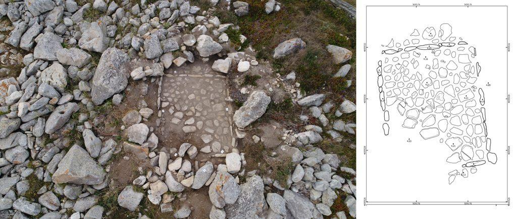 salinas romanas de Aguncheiro (Mougás- Oia)
