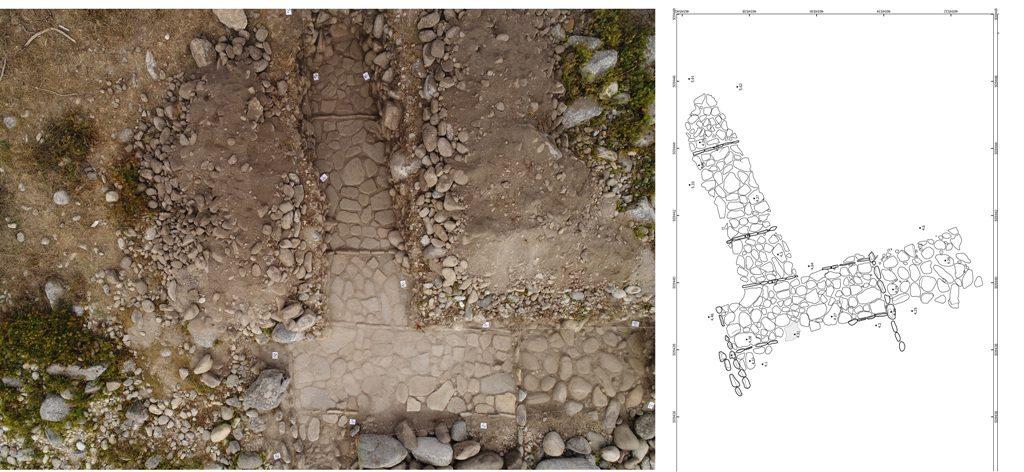 Salina romana das Lagoas (Viladesuso-Oia)