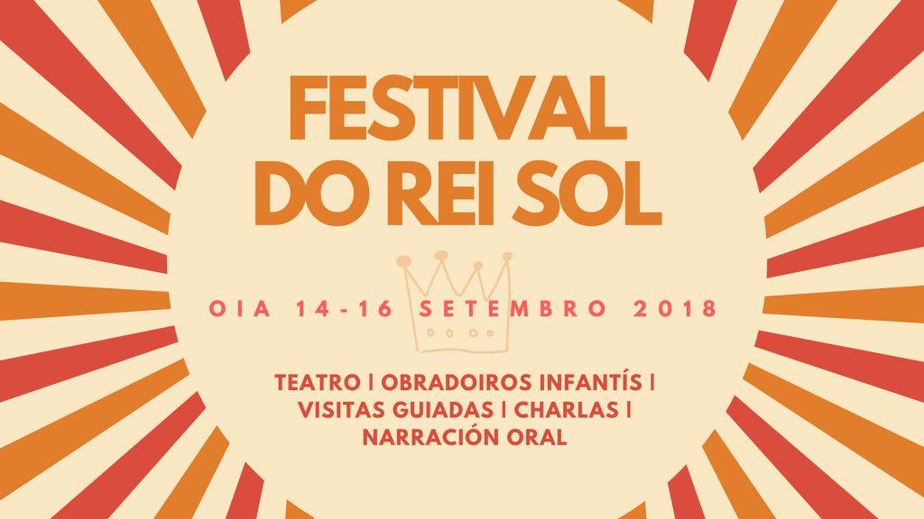 Festival do Rei Sol 2018 Costa dos Castros Oia
