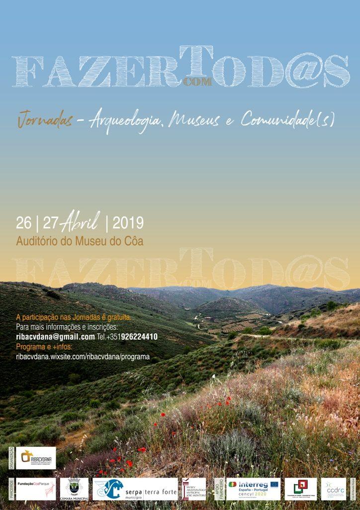 Costa dos Castros participa nas xornadas Fazer con Todos Arqueologia, Museus e Comunidades en Portugal