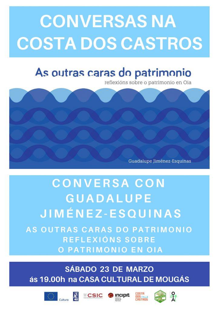 Conversas na Costa dos Castros Guadalupe